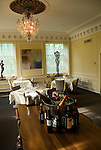 Minnesota, Twin Cities, Minneapolis-Saint Paul: Dining room at Tim McKee's award winning La Belle Vie restaurant, 510 Groveland, Minneapolis..Photo mnqual231-75095..Photo copyright Lee Foster, www.fostertravel.com, 510-549-2202, lee@fostertravel.com.