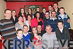 Party Joy: Breda O Sullivan(seated centre)from Castlemaine had a fab night in Griffins bar Castlemaine for her 18th birthday last Saturday night surrounded by many friends and family.