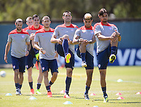 USMNT Training, May 21, 2014