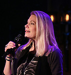 Marin Mazzie performing in a preview of 'A Brand New Show' at 54 Below on January 22, 2015 in New York City.