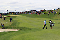 Paul Dunne (IRL) on the 4th fairway during Round 4 of the Open de Espana 2018 at Centro Nacional de Golf on Sunday 15th April 2018.<br /> Picture:  Thos Caffrey / www.golffile.ie<br /> <br /> All photo usage must carry mandatory copyright credit (&copy; Golffile | Thos Caffrey)