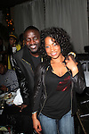 "Akon and Comedienne Vanessa Fraction Attend BET's Music Matters ""Best of 2012"" Holiday Showcase At S.O.Bs, NY   12/11/12"