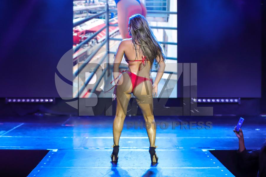 CIDADE DO MÉXICO, MÉXICO, 30.09.2019 - MISS-BUMBUM - Darling Tatiana durante a final do concurso Miss Bumbum World na  ForoTotal Play na Cidade do México na capital mexicana nesta segunda-feira, 30.  (Foto: William Volcov/Brazil Photo Press)