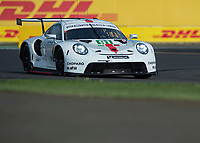 Gianmaria Bruni (ITA), Richard Lietz (AUT) PORSCHE GT TEAM during the WEC 4HRS of SILVERSTONE at Silverstone Circuit, Towcester, England on 31 August 2019. Photo by Vince  Mignott.