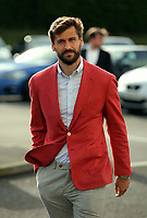 Pictured: Fernando Llorente Wednesday 18 May 2017<br />Re: Swansea City FC, Player of the Year Awards at the Liberty Stadium, Wales, UK.