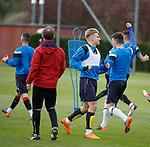 11.05.2018 Rangers training: Jason Cummings