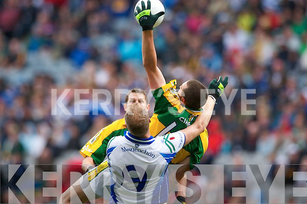 Kerry v  Monaghan in the Bank of Ireland All Ireland Quarter Final in Croke Park, Dublin on Sunday.