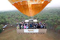 20160613 13 June Hot Air Balloon Cairns