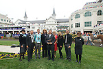 2010 Louisville Ad Fed Fall Meet at Churchill Downs