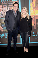 """LOS ANGELES - MAR 14:  Bob Saget, Kelly Rizzo at the """"The Zen Diaries of Garry Shandling"""" Premiere at Avalon on March 14, 2018 in Los Angeles, CA"""