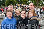 Family Prayer<br /> -------------------<br /> Attending the mass at Rath graveyard,Rathass,Tralee,last Wednesday evening were Jerry,Sandra,Laurna,Katie,Catherine and Maurice Fleming.