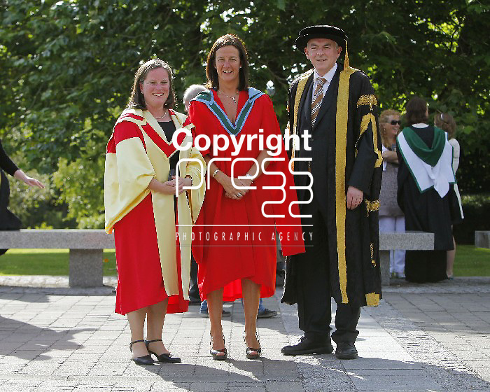 28/08/2012 UL Graduations - Tuesday PM Picture: Don Moloney / Press 22
