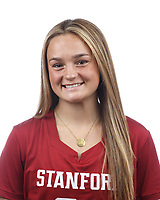 Stanford, CA - September 20, 2019: Anna Griffith, Athlete and Staff Headshots
