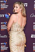 Hayley McQueen<br /> at the BT Sport Industry Awards 2017 at Battersea Evolution, London. <br /> <br /> <br /> &copy;Ash Knotek  D3259  27/04/2017