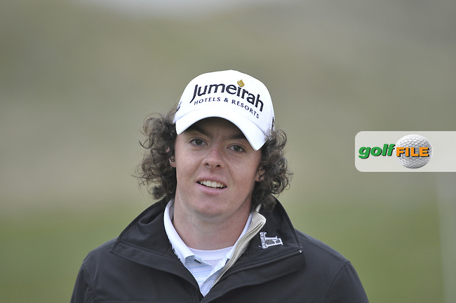 Rory McIlroy during the Pro-Am competition on 13th May 2009 (Photo by Eoin Clarke/GOLFFILE)