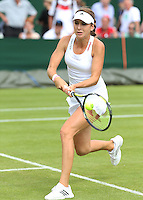 BELINDA BENCIC (SUI)<br /> <br /> The Championships Wimbledon 2014 - The All England Lawn Tennis Club -  London - UK -  ATP - ITF - WTA-2014  - Grand Slam - Great Britain -  24th. June 2014. <br /> <br /> © J.Hasenkopf / Tennis Photo Network
