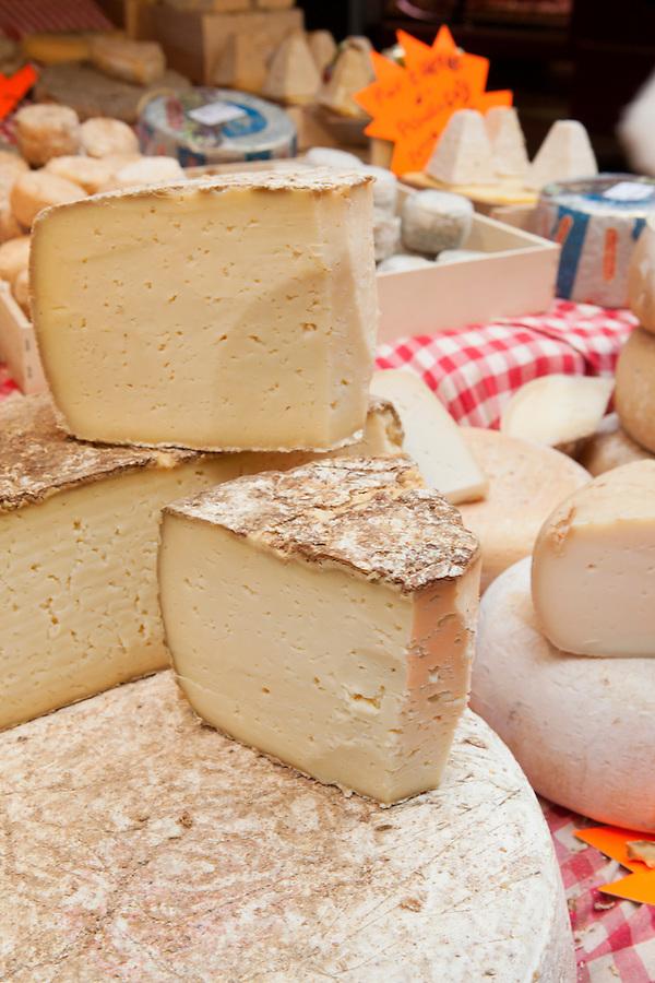 Cheese shop in Paris, France