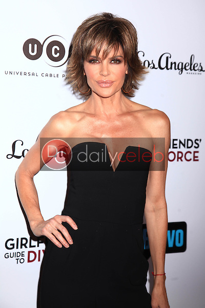 "Lisa Rinna<br /> at the ""Girlfriends Guide to Divorce"" Premiere Screening, Ace Hotel, Los Angeles, CA 11-18-14<br /> David Edwards/DailyCeleb.com 818-915-4440"