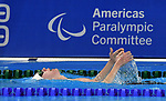 Jacob Brayshaw competes in the para swimming at the 2019 ParaPan American Games in Lima, Peru-30aug2019-Photo Scott Grant