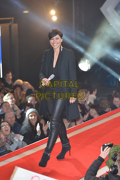 Emma Willis (nee Griffiths)<br /> Celebrity Big Brother launch night on Wednesday, 7th January 2015, Borehamwood, Hertfordshire.<br /> CAP/PL<br /> &copy;Phil Loftus/Capital Pictures