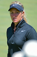 Suzann Pettersen (NOR) departs the 12th green after sinking her putt during round 1 of  the Volunteers of America Texas Shootout Presented by JTBC, at the Las Colinas Country Club in Irving, Texas, USA. 4/27/2017.<br /> Picture: Golffile | Ken Murray<br /> <br /> <br /> All photo usage must carry mandatory copyright credit (&copy; Golffile | Ken Murray)