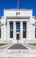 Federal Reserve Washington DC Architecture