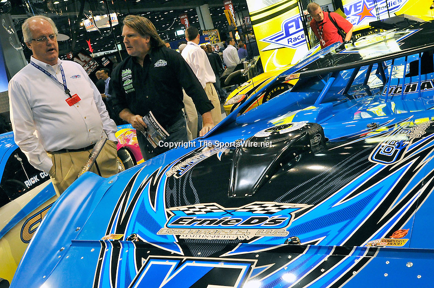 Dec 9, 2010; 10:56:35 AM; Orlando, FL., USA; The 2010 Performance Racing Industry Trade Show held in Orlando, Florida. Mandatory Credit: (thesportswire.net)
