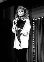 February 1985 File Photo - Martine Saint-Clair
