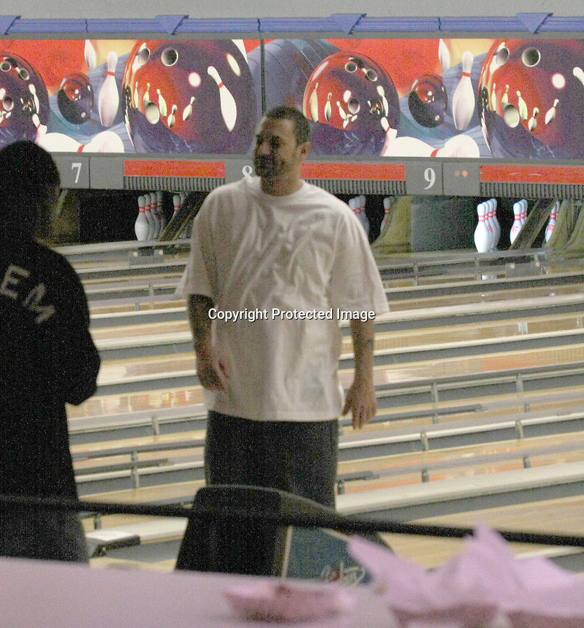 ...12-22-08 Exclusive.Kfed Kevin Federline bowling in Tarzana california with 2 of his big African American body Guards. He drank a few beers and bowled for about 2 hours. ...AbilityFilms@yahoo.com.805-427-3519.www.AbilityFilms.com