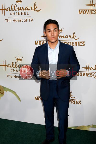 Carlos PenaVega<br /> at the Hallmark TCA Summer 2017 Party, Private Residence, Beverly Hills, CA 07-27-17<br /> David Edwards/DailyCeleb.com 818-249-4998