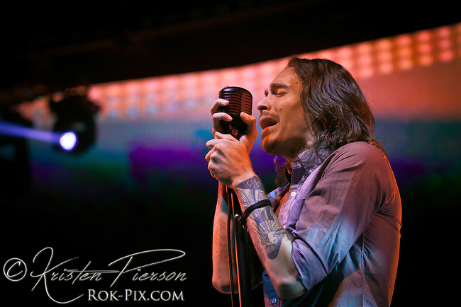 Incubus performs at Mohegan Sun Arena on September 7, 2011