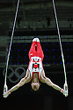 Yusuke Tanaka (JPN), <br /> AUGUST 3, 2016 - Artistic Gymnastics : <br /> Men's Official Training <br /> Rings <br /> at Rio Olympic Arena <br /> during the Rio 2016 Olympic Games in Rio de Janeiro, Brazil. <br /> (Photo by YUTAKA/AFLO SPORT)
