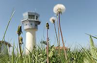 Totenstille am Flughafen Altenburg
