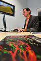 16/11/11 - CLERMONT FERRAND - PUY DE DOME - FRANCE - ANS BIOTECH. Laboratoire de recherche specialise dans la douleur humaine a la faculte de medecine de Clermont Ferrand- Photo Jerome CHABANNE