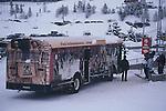 PEAK 7 BUS LOADS PASSENGERS IN BRECKINGRIDGE