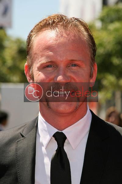 Morgan Spurlock<br /> at the 2010 Primetime Creative Arts Emmy Awards,  Nokia Theater L.A. Live, Los Angeles, CA. 08-21-10<br /> David Edwards/DailyCeleb.com 818-249-4998