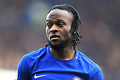2nd December 2017, Stamford Bridge, London, England; EPL Premier League football, Chelsea versus Newcastle United; Victor Moses of Chelsea