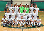 9-29-16, Huron High School boy's varsity soccer team