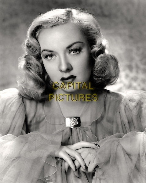 Audrey Totter<br /> *Filmstill - Editorial Use Only*<br /> CAP/NFS<br /> Image supplied by Capital Pictures