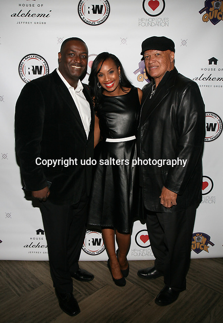 DJ JON QUICK, DANA WHITFIELD and A.B. WHITFIELD Attend DJ Jon Quick's 5th Annual Beauty and the Beat: Heroines of Excellence Awards Honoring AMBRE ANDERSON, DR. MEENA SINGH,<br /> JESENIA COLLAZO, SHANELLE GABRIEL, <br /> KRYSTAL GARNER, RICHELLE CAREY,<br /> DANA WHITFIELD, SHAWN OUTLER,<br /> TAMEKIA FLOWERS Held at Suite 36, NY
