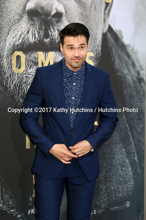 """LOS ANGELES - MAY 8:  Brett Dalton at the """"King Arthur Legend of the Sword"""" World Premiere on the TCL Chinese Theater IMAX on May 8, 2017 in Los Angeles, CA"""