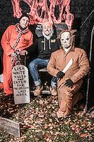 Bangor Haunted Trail 2016
