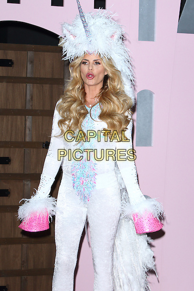 LONDON, ENGLAND - Katie Price Pony Club Launch at Worx Studio, Fulham, London on April 27, 2016.<br /> CAP/ROS<br /> &copy;Steve Ross/Capital Pictures