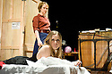 Three Sisters by Anton Cheknov,adapted by Christopher Hampton.Directed by Sean Holmes and Filter. With With Romola Garai as Masha.Opens at The Lyric Theatre Hammersmith  on 25/1/10. CREDIT Geraint Lewis