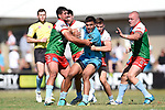 BRISBANE, AUSTRALIA - SEPTEMBER 1:  during the QRL Intrust Super Cup Round 23 match between Wynnum Manly Seagulls and Norths Devils on September 1, 2019 in Brisbane, Australia. (Photo by Patrick Kearney)