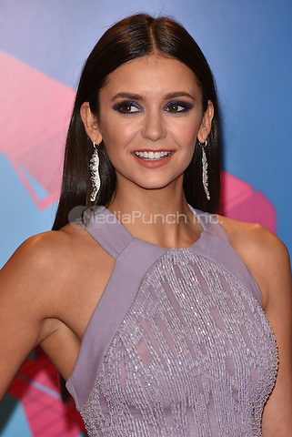 Nina Dobdrev<br /> 2016 MTV EMAs in Ahoy Arena, Rotterdam, The Netherlands on November 06, 2016.<br /> CAP/PL<br /> &copy;Phil Loftus/Capital Pictures /MediaPunch ***NORTH AND SOUTH AMERICAS ONLY***