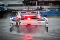 #911 PORSCHE GT TEAM (DEU) PORSCHE 911 RSR GTLM PATRICK PILET (FRA) NICK TANDY (GBR) FREDERIC MAKOWIECKI (FRA)