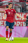 06.10.2018, Allianz Arena, Muenchen, GER, 1.FBL,  FC Bayern Muenchen vs. Borussia Moenchengladbach, DFL regulations prohibit any use of photographs as image sequences and/or quasi-video, im Bild Mats Hummels (FCB #5) <br /> <br />  Foto &copy; nordphoto / Straubmeier