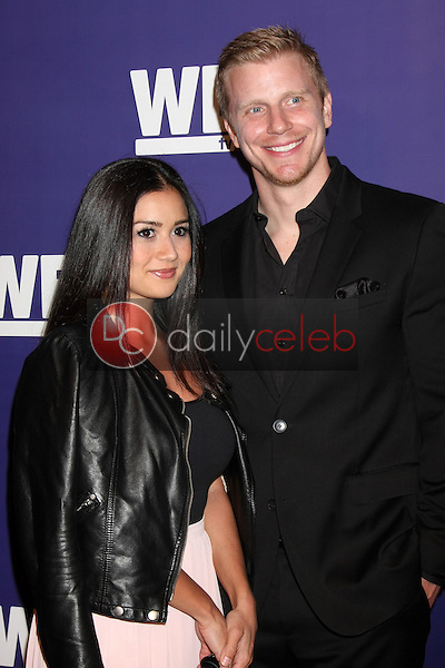Catherine Lowe, Sean Lowe<br />