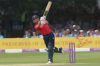 Ryan ten Doeschate hits out for Essex during Essex Eagles vs Notts Outlaws, Royal London One-Day Cup Semi-Final Cricket at The Cloudfm County Ground on 16th June 2017